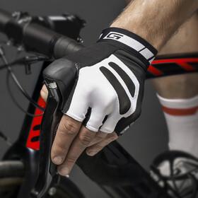 GripGrab WorldCup Short Finger Padded Gloves black/white